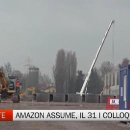 Occupazione - Amazon assume, al via i primi colloqui