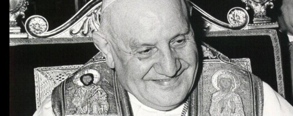 Papa Giovanni torna nella sua terra  Su L'Eco un docuweb giorno per giorno