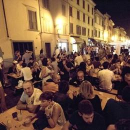 Venerdì del Borgo, musica soft E un'app per rilevare i decibel