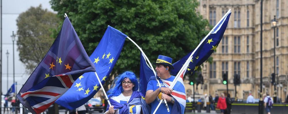 Brexit: fonti Ue, Gb rigetta approccio accordo libero scambio