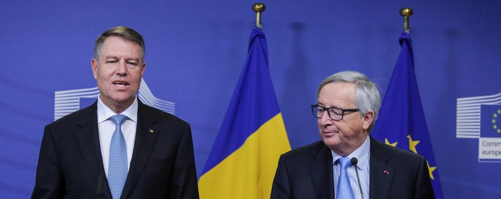 Romania verso la presidenza dell'Ue, 'siamo pronti'