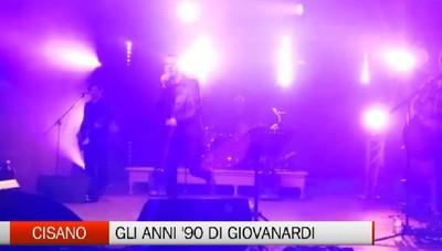 Cisano, al Senza Far Rumore l'alieno Mauro Ermanno Giovanardi