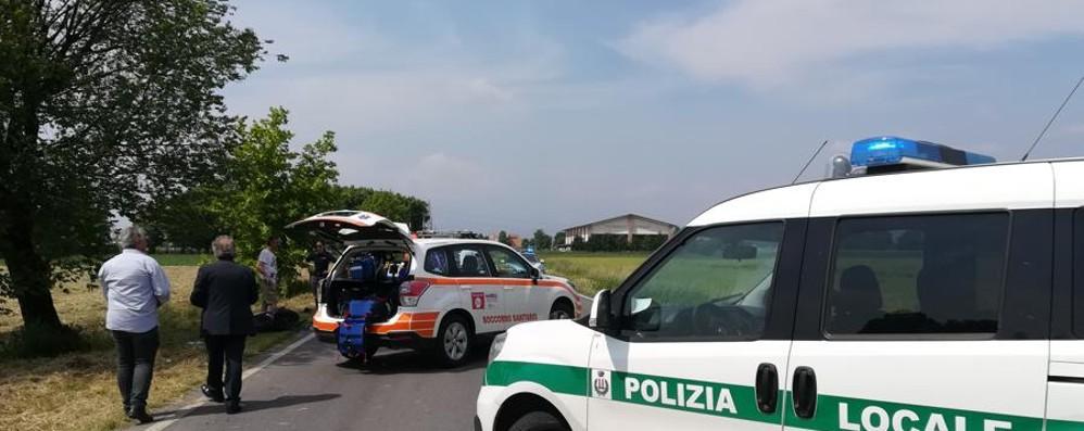 Scontro tra due moto, muore 50enne Grave anche il secondo motociclista