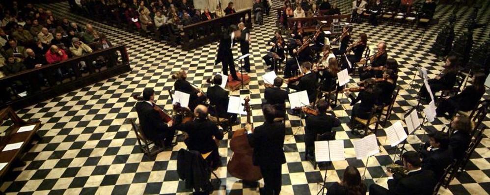 Coro e orchestra del Conservatorio Concerto in Basilica per Papa Giovanni