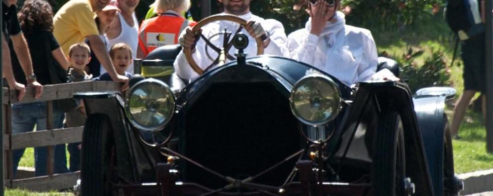 Auto storiche,torna il Gran Prix Torna la corsa sul circuito delle Mura