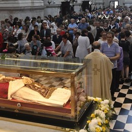 La diretta video da Sotto il Monte Papa Giovanni torna a casa