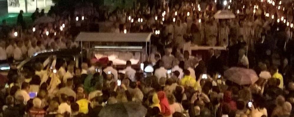 Papa Giovanni torna a Sotto il Monte Un intero paese abbraccia il «suo» santo