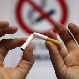 A 15 anni dalla legge Sirchia fuma uno studente su cinque