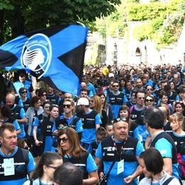 Domenica la Camminata nerazzurra Previsti oltre 10 mila partecipanti