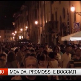 Bergamo - Movida, promossi e bocciati