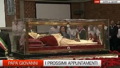 Papa Giovanni a Sotto il Monte: questo il programma dei prossimi giorni