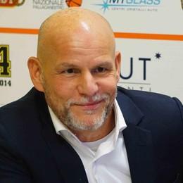 Quale futuro per la Bergamo basket? Lentsch: «Farò di tutto per continuare»