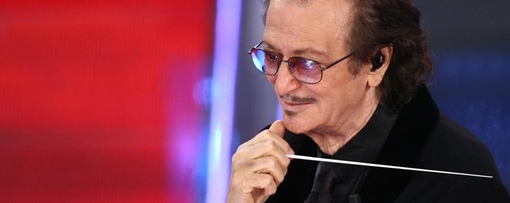 Sua la sigla Perchè Sanremo è Sanremo Addio al musicista Pippo Caruso