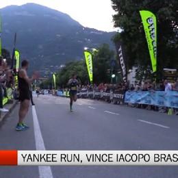 Yankee Run, a Esine vince il bergamasco Iacopo Brasi
