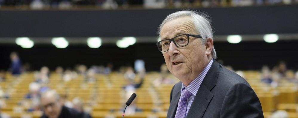Dazi: Juncker, nuovo appello agli Usa, esentare l'Ue