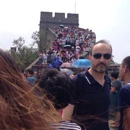 Da cinque mesi bloccato in Cina Odissea di un imprenditore bergamasco