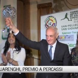 Coppa Quarenghi a San Pellegrino Terme Premio speciale per Antonio Percassi