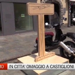 Design - Bergamo rende omaggio a Castiglioni