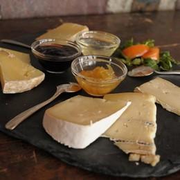 Erbe spontanee e formaggi tipici Due weekend di festa in Valle Brembana