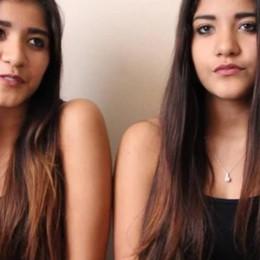 Kessy e Mely a Stezzano Le gemelle star del Web a le Due Torri