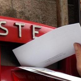 Poste, aumentano i costi Più caro spedire lettere e pacchi