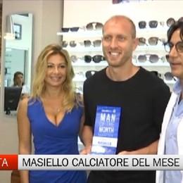 Atalanta, Masiello premiato da Italian Optic