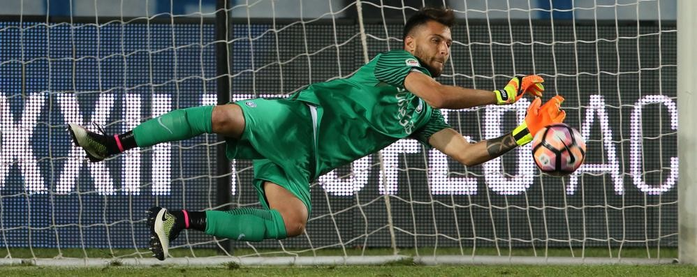 Atalanta-Roma, fronte caldo  Sportiello potrebbe diventare giallorosso