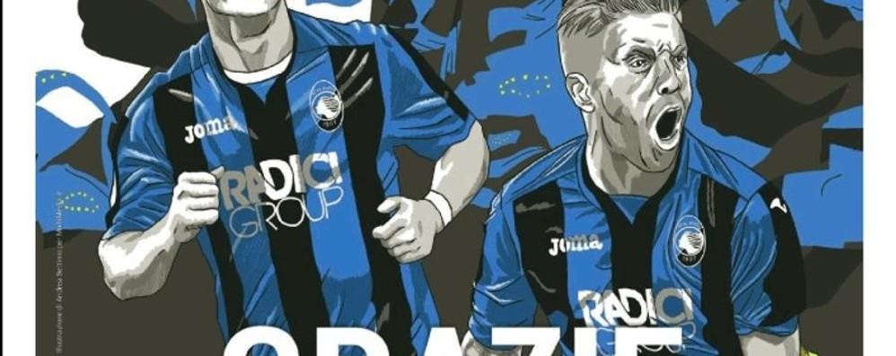 Brescia fa il tifo per l'Atalanta Ma è una svista, si riaccende la rivalità