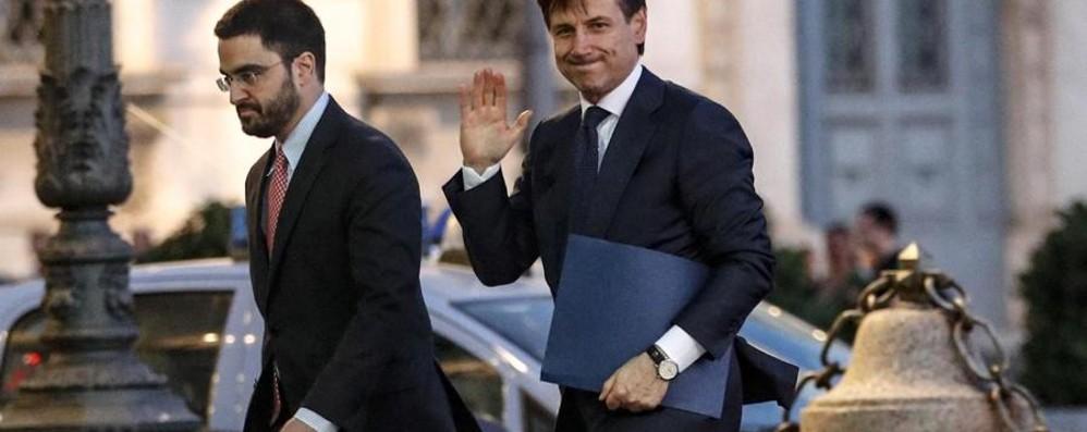 Intesa Di Maio-Salvini, c'è il governo Conte premier, ecco i nomi dei ministri