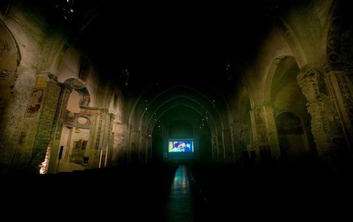 Cinema all'ex chiesa di Sant'Agostino Così l'Università festeggia i 50 anni