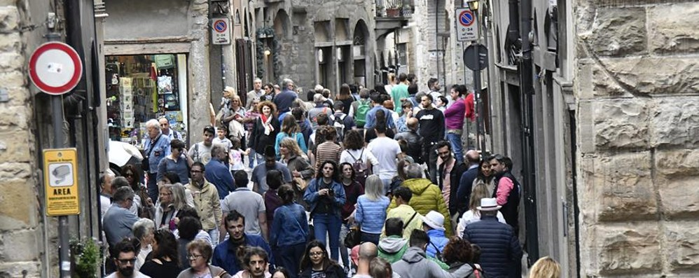 Per Città Alta il rischio Venezia