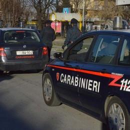 Ruba biancheria al Famila di Martinengo I carabinieri arrestano un 30enne