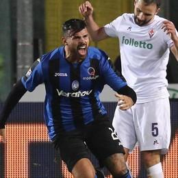 Atalanta, stagione finita per Petagna Con la Lazio il primo euro match point