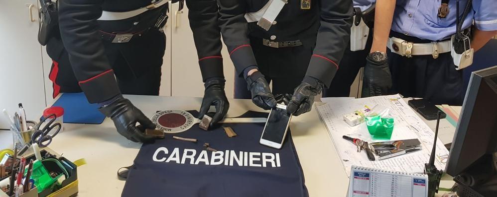 Treviglio, scoperto minimarket della droga Arrestati padre e figlio spacciatori