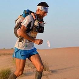 Una maratona per sfidare i propri limiti 250 km nel deserto ricordando un amico