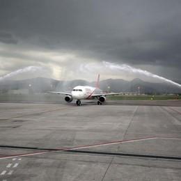 Via ai voli verso Alessandria d'Egitto Per il futuro decolla l'Orio-Dubai?