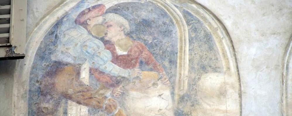 La pittura murale, questione di facciata?