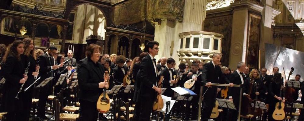 L'Ensemble Vox-Pizzico per «Pizzicar cantando»