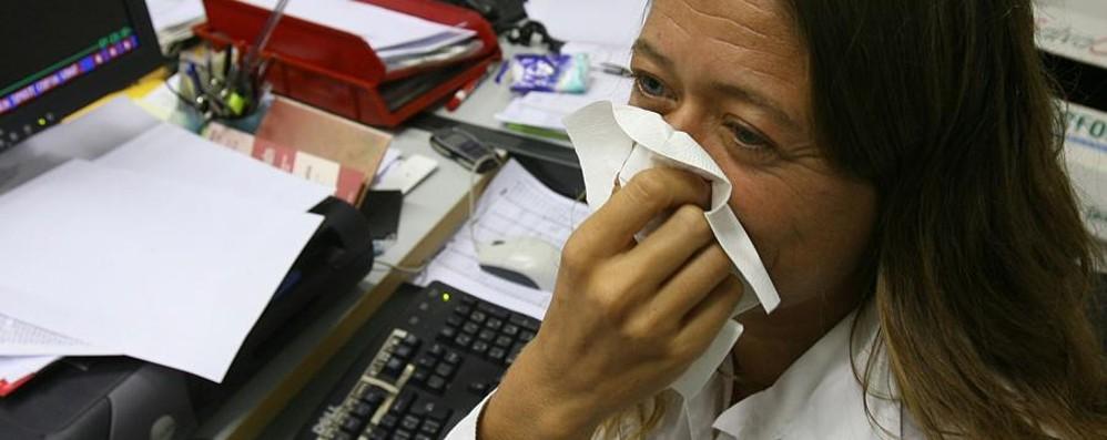 Raffreddore da fieno, come fare L'agopuntura riduce l'infiammazione
