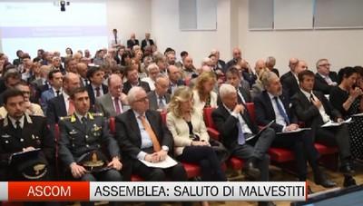 Assemblea Ascom, Malvestiti lascia la presidenza dopo 18 anni