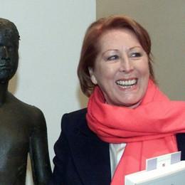 Fu la musa dello scultore Addio a Inge Manzù