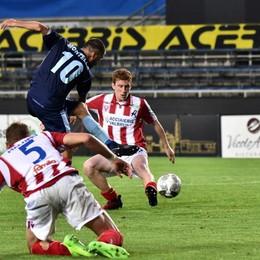 L'AlbinoLeffe batte il Vicenza I top e flop del calcio provinciale