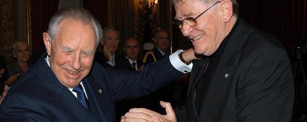 L'omaggio internazionale al regista «Ci lascia un gigante del cinema italiano»