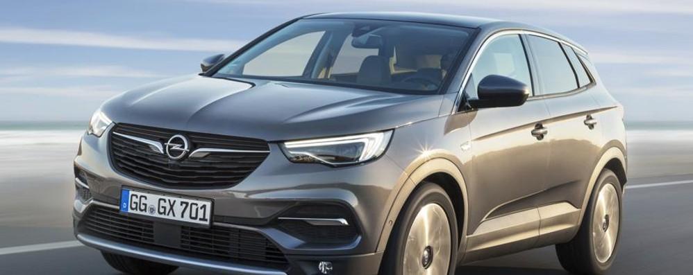 Opel Grandland X Arriva il turbo diesel 1.5