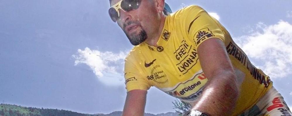 Tutti contro Marco Pantani