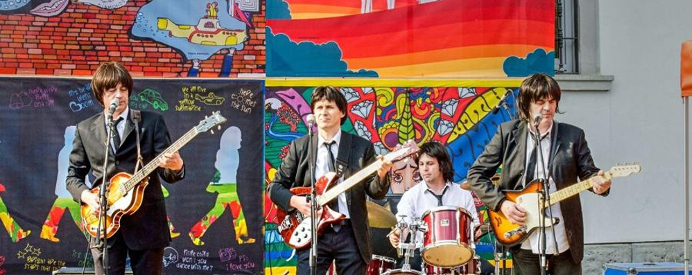 A Redona il mito del Fab Four Torna Bergamo Beatles Festival