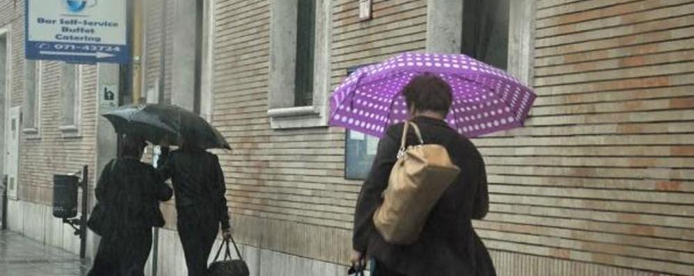 Meteo, possibili grandinate in giornata Martedì con il brutto tempo in Bergamasca