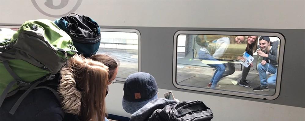 Scoprire l'Europa in treno
