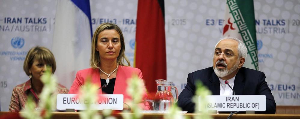 Iran: Mogherini, l'intesa funziona, impegnati a preservarla
