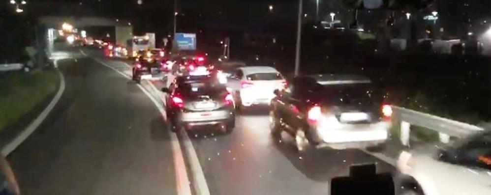 Sosta selvaggia fuori dall'aeroporto Auto ferme e rischio incidenti – Video